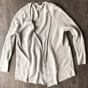 J Crew alpaca wool blend cardigan